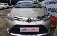 Bán Toyota Vios 1.5 năm sản xuất 2018, màu vàng, giá chỉ 480 triệu giá 480 triệu tại Tp.HCM