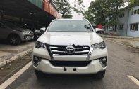Bán xe Toyota Fortuner 2.8V 4x4 AT sản xuất 2019, màu trắng giá 1 tỷ 299 tr tại Hà Nội