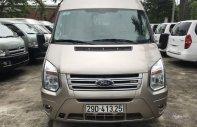 Bán xe tải Van 3 chỗ Ford Transit, số sàn, máy dầu, đời 2014, biển HN giá 420 triệu tại Hà Nội