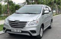 Bán xe Toyota Innova đời 2014, màu bạc giá 515 triệu tại Hà Nội