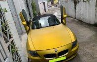 Bán ô tô BMW Z4 sản xuất năm 2008, màu vàng, 615 triệu giá 615 triệu tại Tp.HCM