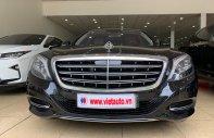 Bán ô tô Mercedes S400 Maybach năm sản xuất 2016, màu đen, nội thất kem, đăng ký 2018 còn bảo hành chính hãng giá 5 tỷ 600 tr tại Hà Nội