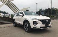 Bán Hyundai Cẩm Lệ - Hyundai Santa Fe 2019, màu trắng, giá tốt, xe giao ngay giá 1 tỷ 20 tr tại Đà Nẵng