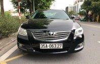 Bán Toyota Camry 3.5Q năm sản xuất 2008, màu đen, giá 460tr giá 460 triệu tại Hà Nội