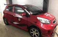 Bán Kia Morning Si MT năm sản xuất 2015, màu đỏ, số sàn giá 285 triệu tại Tp.HCM