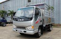 Giá xe tải JAC 2t4 2019 thùng 3m7, máy CN Isuzu. 90tr nhận xe ngay giá 360 triệu tại Bình Dương