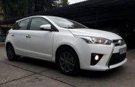 Cần bán Toyota Yaris G sản xuất 2015, màu trắng, nhập khẩu nguyên chiếc giá 540 triệu tại Hà Nội