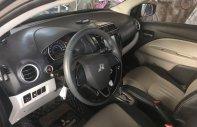 Bán Mitsubishi Mirage sản xuất 2015, màu xám, nhập khẩu, giá 330tr giá 330 triệu tại Tp.HCM