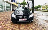 Bán Mercedes C200 model 2017, màu đen, nội thất kem giá 1 tỷ 195 tr tại Hà Nội