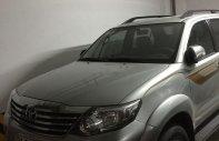 Bán ô tô Toyota Fortuner sản xuất 2013, màu xám  giá 750 triệu tại Hà Nội