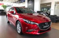 Bán xe Mazda 3 phiên bản 1.5L Sedan - Màu đỏ pha lê - Mới 100% - Hỗ trợ bank 85% giá 677 triệu tại Tp.HCM