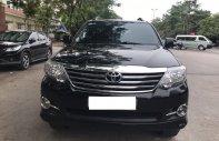 Bán xe Fortuner sản xuất 2015, màu đen. Xe rất đẹp giá 750 triệu tại Hà Nội
