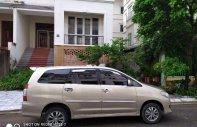 Bán Toyota Innova đời 2013, màu vàng chính chủ giá 398 triệu tại Hà Nội