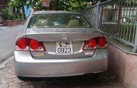 Bán xe Honda Civic đời 2008, màu bạc chính chủ  giá 320 triệu tại Hà Nội