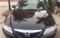 Bán Mazda 6 đời 2004, màu đen xe gia đình, 217 triệu giá 217 triệu tại TT - Huế