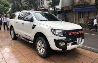 Bán Ford Ranger Wiltrak 3.2 đời 2015, màu trắng còn mới, 700 triệu giá 700 triệu tại Hà Nội