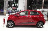 Bán ô tô Hyundai Grand i10 đời 2019, màu đỏ giá 400 triệu tại Tp.HCM