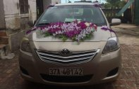 Bán Toyota Vios đời 2010, màu nâu, giá 280tr giá 280 triệu tại Hà Tĩnh