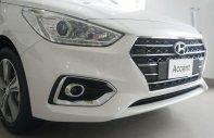 Bán Hyundai Accent đời 2019, màu trắng giá 485 triệu tại Tp.HCM