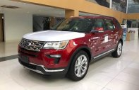 Cần bán xe Ford Explorer sản xuất 2019, màu đỏ, xe nhập giá 2 tỷ 99 tr tại Tp.HCM
