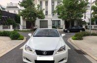 Cần bán Lexus IS 2013, màu trắng, xe nhập giá 1 tỷ 520 tr tại Hà Nội