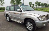 Bán Toyota Land Cruiser sản xuất năm 2005, màu bạc số sàn giá 486 triệu tại Tp.HCM