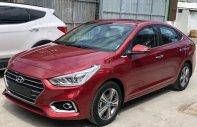 Cần bán Hyundai Accent đời 2019, màu đỏ giá 425 triệu tại Tp.HCM