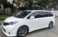 Bán Toyota Sienna SE 3.5L đời 2011, màu trắng, nhập khẩu giá 1 tỷ 670 tr tại Đồng Nai