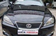 Bán Lexus IS 250 2007 năm 2007, màu đen, giá 750tr giá 750 triệu tại Tp.HCM
