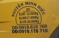 Ngân hàng thanh lý Bán ô tô Dongfeng (DFM) 17,850T sản xuất 2015, màu vàng, xe đấu giá nên giá tốt 650 triệu đồng giá 650 triệu tại Tp.HCM