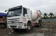 Bán xe trộn Howo, SX 2014, xe nhập, giá tốt, hỗ trợ vay NH giá 690 triệu tại Hà Nội