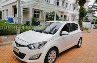 Bán Hyundai i20 đời 2013, màu trắng giá 355 triệu tại Tp.HCM
