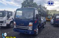 Xe tải JAC 1t9 thùng dài 4m3 động cơ ISUZU. giá 380 triệu tại Bình Dương