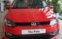 Bán xe Volkswagen Polo 1.6 AT đời 2016, màu đỏ giá 630 triệu tại Hà Nội