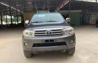 Cần bán xe Toyota Fortuner SR5 2.7AT đời 2010, màu xám (ghi) giá 475 triệu tại Thanh Hóa