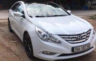 Cần bán lại xe Hyundai Sonata 2.0 AT năm 2011, màu trắng, nhập khẩu giá cạnh tranh giá 495 triệu tại Bắc Giang