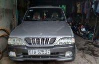 Gia đình bán xe Ssangyong Musso 2002, màu bạc, nhập khẩu   giá 130 triệu tại Tp.HCM