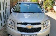Cần bán Chevrolet Orlando LTZ 1.8 AT sản xuất 2012, màu bạc giá 385 triệu tại Đồng Nai