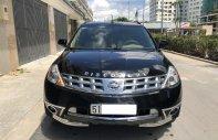 Bán ô tô Nissan Murano SL 3.5 AWD đời 2007, màu đen, nhập khẩu giá 495 triệu tại Tp.HCM
