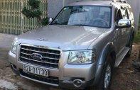 Cần bán Ford Everest sản xuất 2008, màu bạc, xe gia đình  giá 350 triệu tại Kon Tum