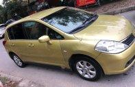 Bán xe Nissan Tiida năm sản xuất 2008, màu vàng, nhập khẩu  giá 300 triệu tại Hà Nội