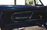 Bán Ford Mustang năm sản xuất 1967, màu xanh lam, xe nhập giá 1 tỷ 61 tr tại Tp.HCM