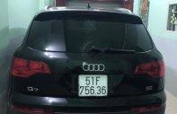 Xe Audi Q7 3.6 AT năm 2007, màu đen, xe nhập giá 1 tỷ 250 tr tại Hà Nội