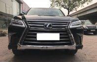 Bán Lexus LX570 đen nội thất kem bản xuất Mỹ xe sản xuất 2016, đăng ký 2017 tư nhân giá 6 tỷ 850 tr tại Hà Nội