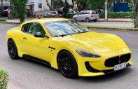 Bán Maserati Granturismo đời 2008, màu vàng, xe nhập giá 3 tỷ 195 tr tại Hà Nội