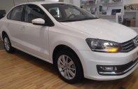 Volkswagen Polo 2019, màu trắng, nhập khẩu nguyên chiếc, hỗ trợ trả góp 85% giá 690 triệu tại Hà Nội