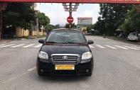 Bán Daewoo Gentra SX đời 2008, màu đen, nói không xe dịch vụ với taxi đổi màu giá 175 triệu tại Hà Nội