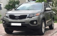 Bán Kia Sorento đời 2012, màu xám, xe gia đình  giá 560 triệu tại Hà Nội