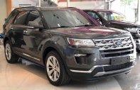 Bán Ford Explorer sản xuất năm 2019, màu xám, xe nhập giá 2 tỷ 228 tr tại Tp.HCM