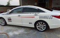 Bán Hyundai Sonata đời 2011, màu trắng, xe nhập, có 2 cửa sổ trời giá 500 triệu tại Đắk Lắk